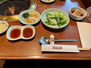 青葉台の焼き肉 壱語屋
