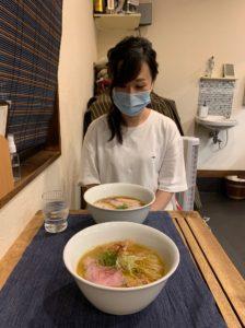53's Noodleの美味しい醤油ラーメン